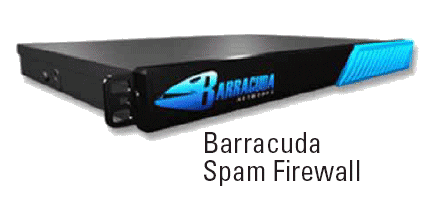 Barracuda St Louis Spam Protection