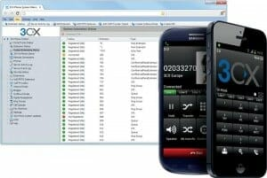 3CX St. Louis - Console and Smartphone app