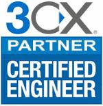 3CX Partner Engineer Logo