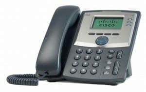 Cisco SPA Phone