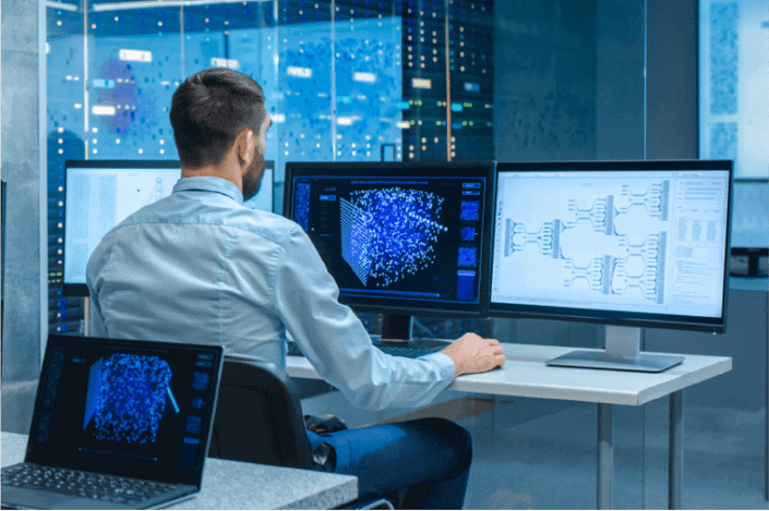 Acumen IT Support System Monitoring